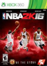 美国职业篮球NBA2K16 简繁中文全区ISO版