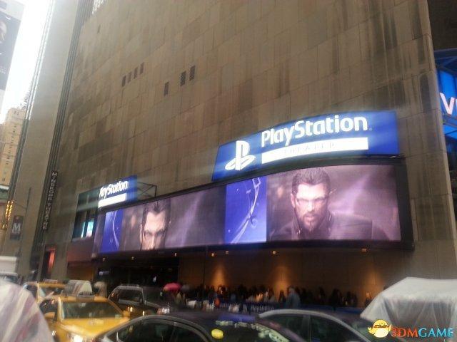 并将它改造成了PlayStation博物馆