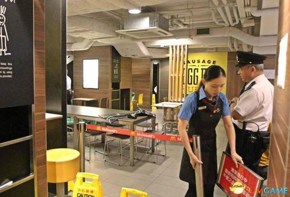 香港一女子快餐店猝死 邻桌淡定吃饭对此毫无反应