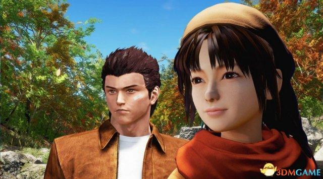 铃木裕暗示《莎木3》将为了故事剧情而牺牲画面