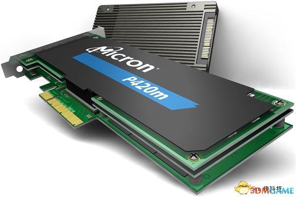 SSD大战爆发 价格继续下降 美光要做自主SSD主控