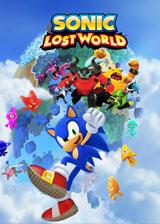 索尼克:失落的世界 游戏截图