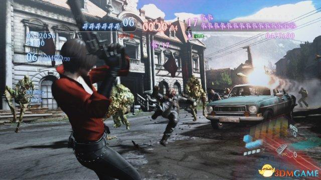 Capcom:《生化危机7》会有 《鬼泣5》没在开发