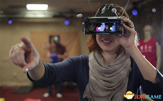 微软开发多人虚拟现实技术 独立于HoloLens项目