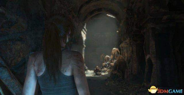 《古墓丽影:崛起》新实机演示 遍地骷髅把人吓