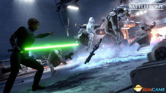 《星球大战:前线》制作组:Xb1落后于PS4难弥补