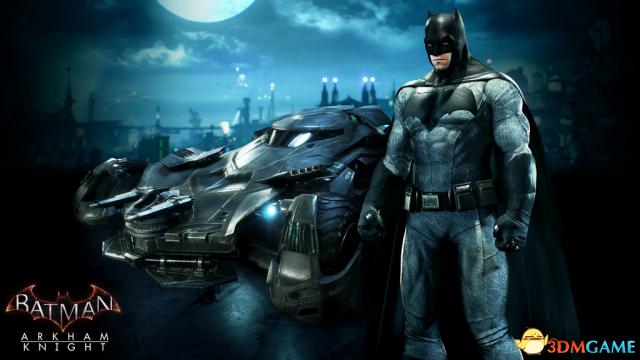 "<b>《蝙蝠侠:阿卡姆骑士》""蝙蝠侠大战超人""服装赏</b>"