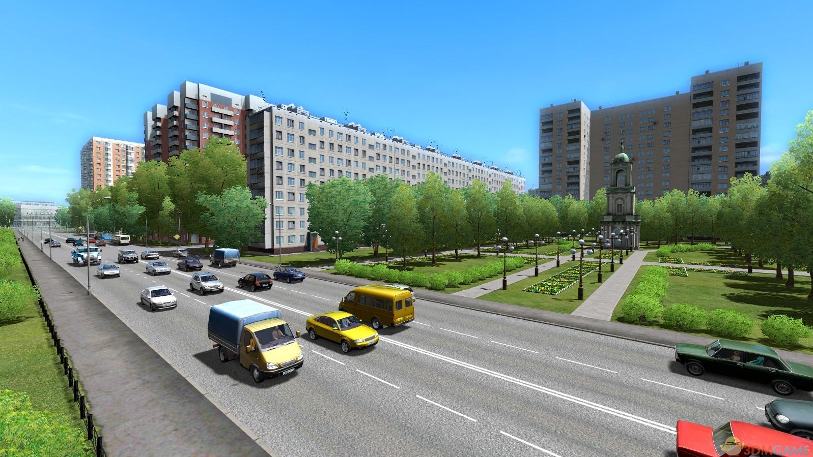 《城市汽车驾驶》免安装中文版