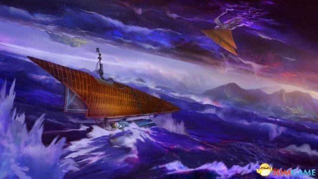 免费PC独占RPG《漂流英雄》公布 预告和截图欣赏