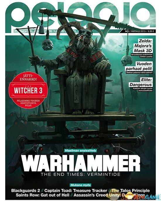 《战锤:末世鼠疫》正式版发布 需全程联网游戏