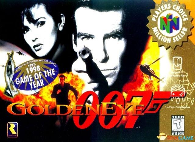 宫本茂曾要求修改N64版《007黄金眼》不和谐结局
