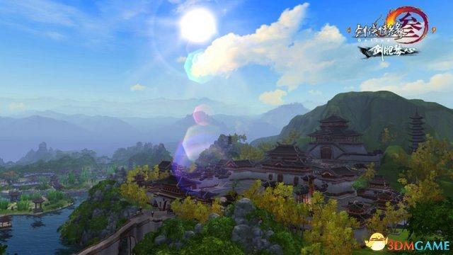 《剑网3》剑胆琴心更新内容放出 完善系统调节数值