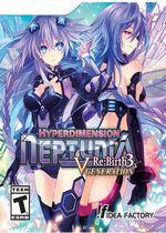 超次元游戏海王星:重生3 3DM免安装破解版