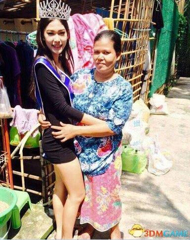 峰回路转!感动网友的泰国贫民选美冠军曝学历造假
