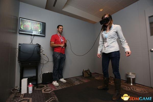 Oculus:线缆是阻碍虚拟现实在PC平台成功的障碍