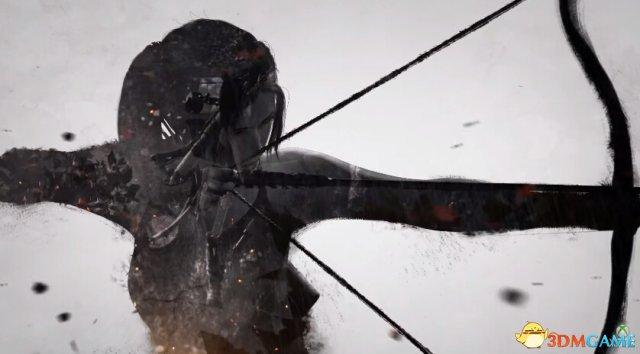 女铁汉的柔情 《古墓丽影:崛起》发布唯美广告片