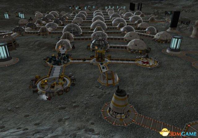 星球基地 大型氧气室建造方法 怎么建大型氧气室