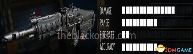 《使命召唤12:黑色行动3》全武器装备数据资料图鉴