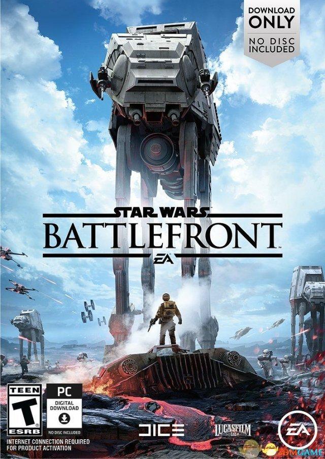 《星球大戰︰前線》PC豪華版下載 史詩大戰來襲