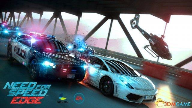 EA免费网游《极品飞车:极限边缘》实际演示曝光
