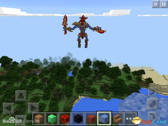 MinecraftDota2