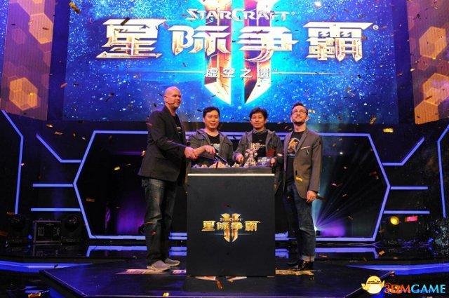 激情!《星际争霸2:虚空之遗》中国上市庆典回顾