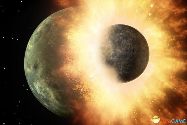 <b>科学家晒出证据:地球的水是从月球那儿偷来的</b>