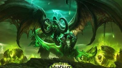 《魔兽世界:军团再临》开场中文动画揭幕