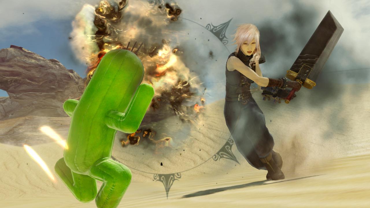 最终幻想13:雷霆归来插图4