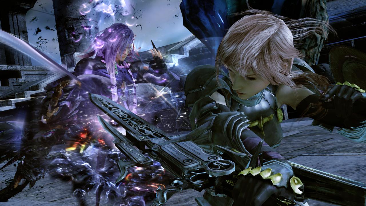 最终幻想13:雷霆归来插图6