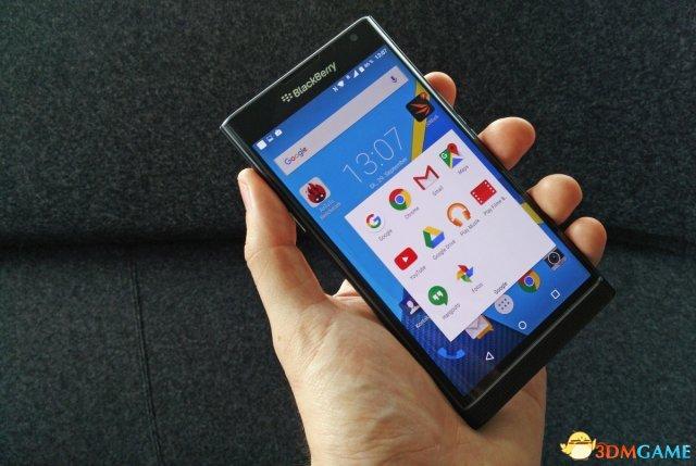 <b>键盘更大一点!黑莓手机Priv需要改进的五个地方</b>