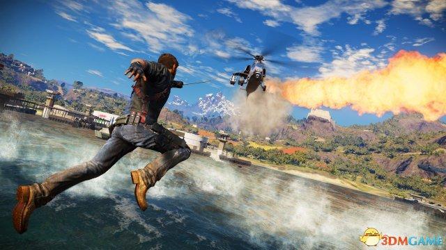 《正当防卫3》PS4版本读取时间以及帧数惨不忍睹