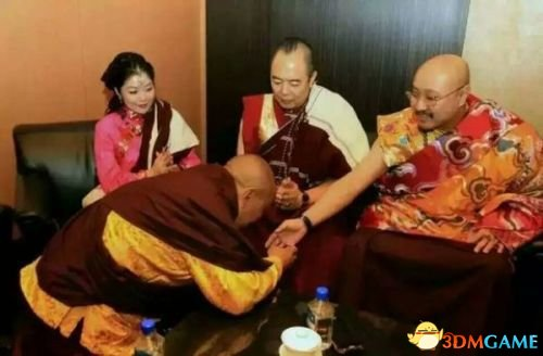 <b>张铁林承认皈依 发声明否认曾举行活佛坐床仪式</b>