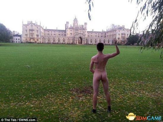 剑桥大学办美臀10强赛 尺度实在太大让人羞羞哒