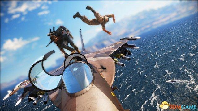 《正当防卫3》PC正式版下载 无敌破坏王又回来了