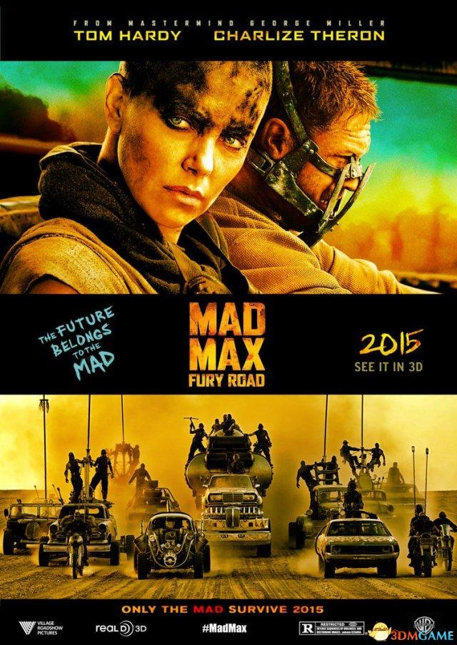 2019年必看电影!《疯狂麦克斯4》被评年度最佳