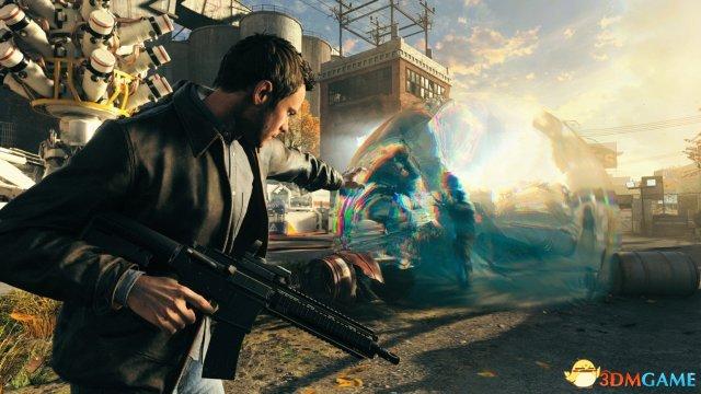 微软高层盛赞XB1独占《量子破碎》:游戏质量极佳