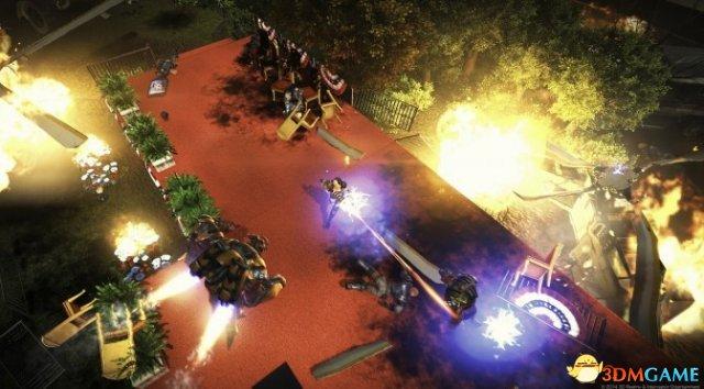 免安装豪华版下载出炉,Realms工作室科幻朋克新