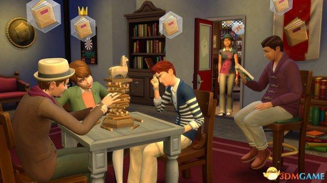模拟人生4:欢聚一堂