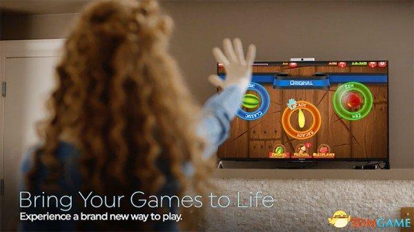 <b>高速捕捉 手势跟踪游戏摄像头Zkoo展开众筹项目</b>