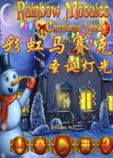 彩虹马赛克:圣诞灯光 英文硬盘版