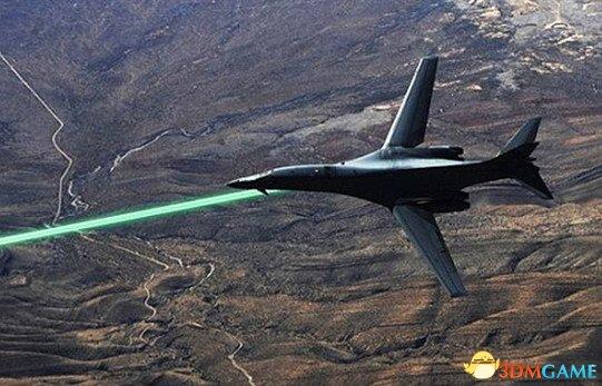 美军将装备激光武器!未来打仗就像星球大战那样