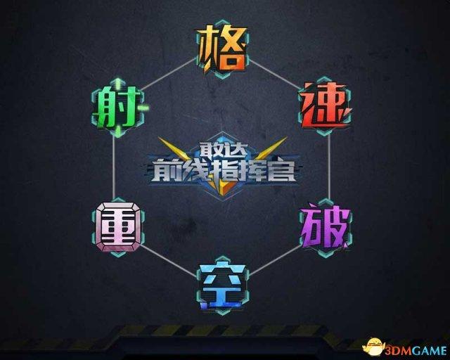 沙盘游戏《敢达前线指挥官》今日发布:机体揭秘
