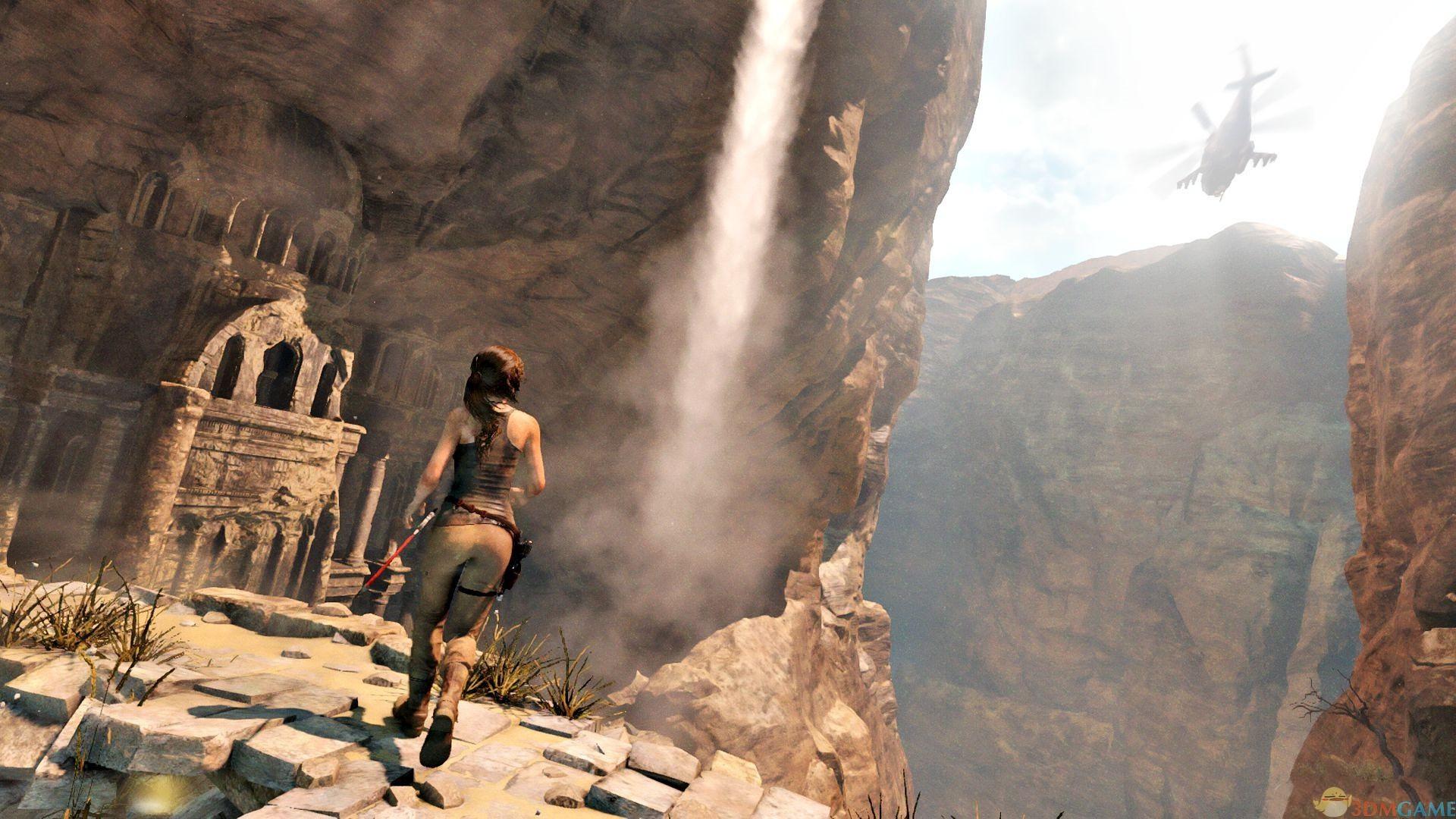 古墓丽影:崛起 3个未发售的DLC[3DM]