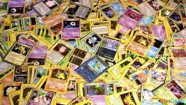小时候玩过吗?初代《口袋妖怪》卡牌再次复刻发售