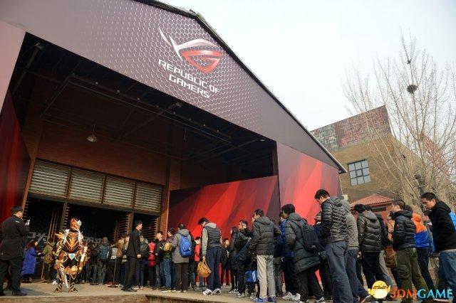北京竞园ROG Day:一场不能再嗨的Gamer盛会