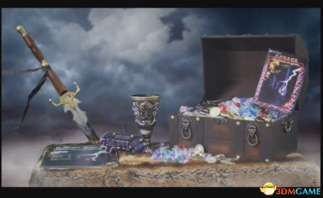 众筹新作《野蛮人:格森碎片》再现精致8位机风格