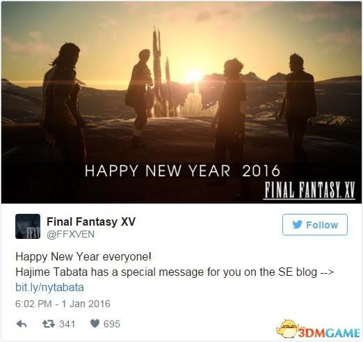 One和当前一代的其它平台,《最终幻想15》将于