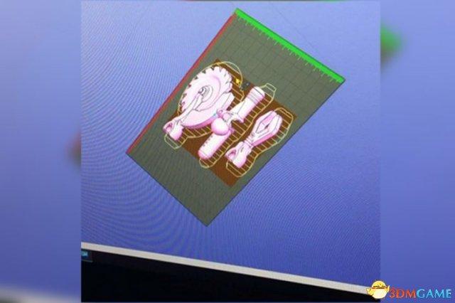 膜拜大神!实力手工帝耗费35小时3D打印自制噶爪