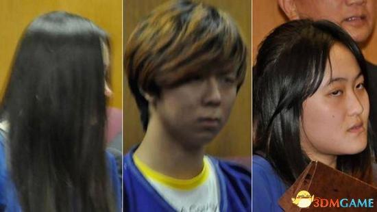 3名中国留美学生凌虐同学终获判刑 刑满后驱逐出境